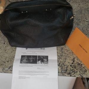 Louis Vuitton Automne Hiver Bag